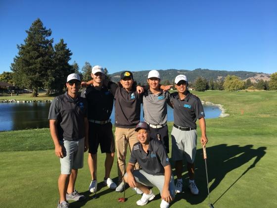 HPU Golf Hawaii Ryan Acosta